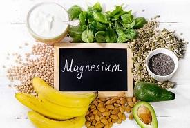 Komposisi Erogan — Magnesium