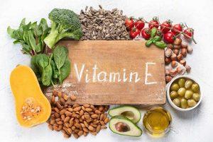Komposisi Goji Berry Cream for Face — Vitamin E
