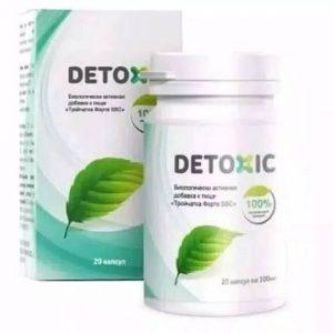 Dimana Beli Detoxic — Berapa Harga Detoxic