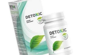 Harga Detoxic — Dimana beli Detoxic
