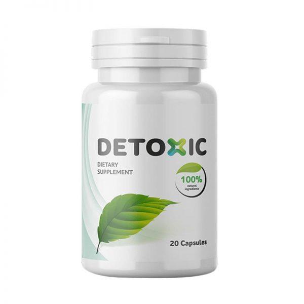 Detoxic Obat Apa