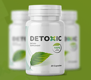 Obat Detoxic — Cara membedakan Detoxic asli dan palsu