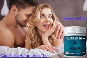 Cara memakai Hammer of Thor — Jika semuanya baik-baik saja dan Anda ingin efek lebih, Anda dapat mencoba minum 2 kapsul sehari