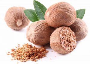 Komposisi Detocline — Nutmeg (Pala)
