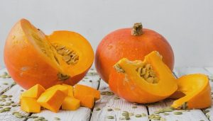 Komposisi Detocline — Pumpkin (Labu Kuning)