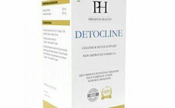 Detocline Adalah — Obat Untuk Membersihkan Tubuh Parasit