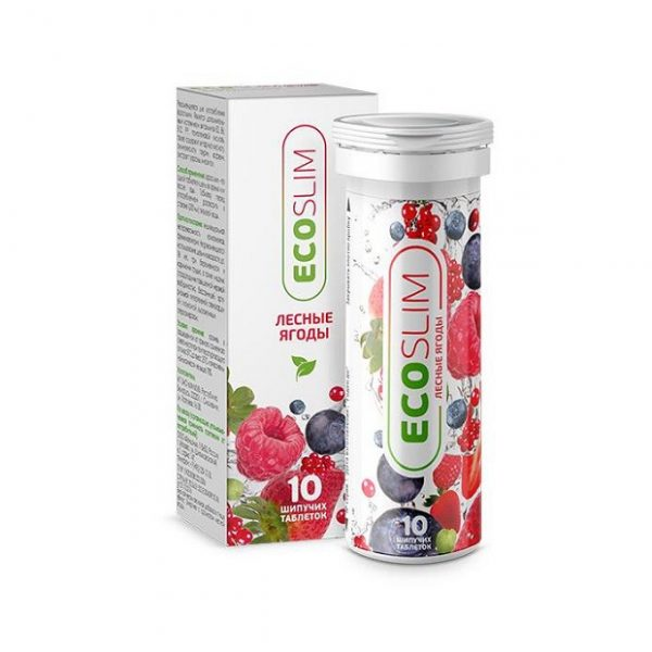 Obat Pelangsing Eco Slim