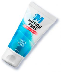 Cara Pakai Motion Free — Produsen merekomendasikan penggunaannya 2 sampai 3 kali sehari