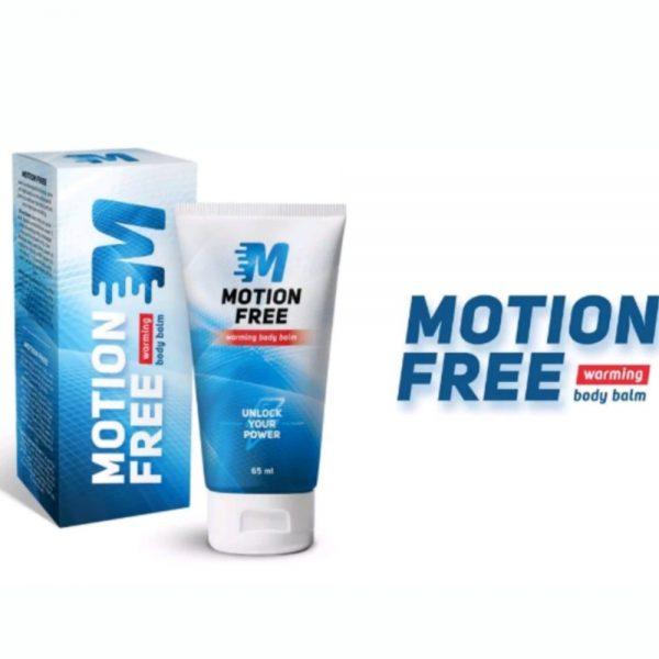 Motion Free — Kemudahan Pergerakan Sendi Anda