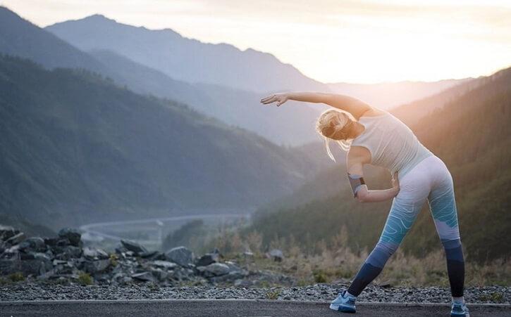 Cara kerja Motion Free — Otot akan lebih rileks dan tidak terlalu tegang saat menggunakan produk ini