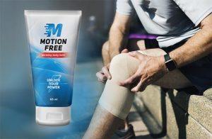 Motion Free Cream Indonesia — gambaran lengkap, komposisi, keunggulan, harga