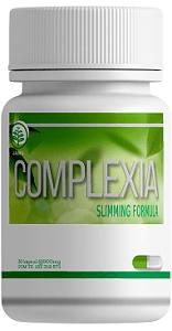 Complexia asli — kapsul pelangsing