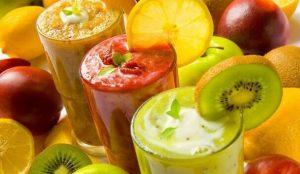 Buah yg Bagus Detoksifikasi Tubuh — jeruk_bali, jeruk_biasa, dan lemon. Penuh vit.C