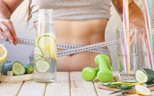 Gagal langsing — berarti toksisitas di dalam tubuh