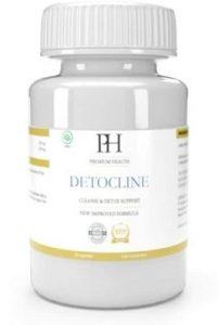 Detocline — Kapsul berisi suplemen bernutrisi ini benera ampuh mengikis parasit secara tuntas
