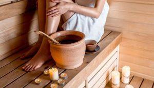 Detoksifikasi di sauna —salah satu cara yang ada untuk membersihkan tubuh