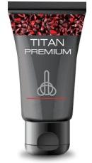 Titan Gel — krim pengobatan disfungsi ereksi